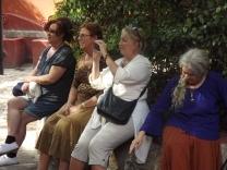 Constance Mollerstuen, Dianne Adams, Connie Gorrell, Andrea Goodman