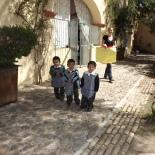 Group of Children at Casa Organization