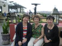 Laurie Ann Lee, Myrtle Hoo, Suzanne Hosang