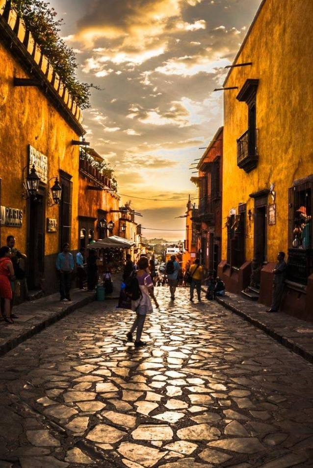 Streets of San Miguel Allende