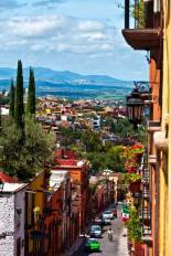 View of San Miguel de Allende