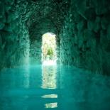 Tunnel in La Gruta Hot Springs