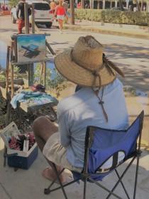 Sidewalk Painter